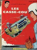 LES EXPLOITS DE MICHEL VAILLANT - TOME 7 : LES CASSE-COU. - GRATON JEAN - 1964 - Ohne Zuordnung