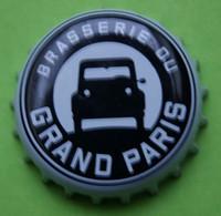 1 Capsule De Bière  BRASSERIE DU GRAND  PARIS - Beer