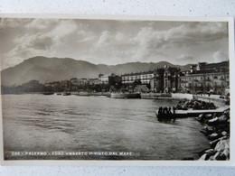 PALERMO - FORO UMBERTO I VISTO DAL MARE - Palermo