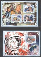 PA041 2019 SOVIET SPACE PROGRAM VALENTINA TERESHKOVA VOSTOK 6 BL+KB MNH - Sonstige