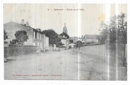 Spincourt Entrée De La Ville - Spincourt
