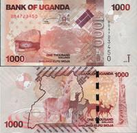 Uganda 2010 - 1000 Shillings - Pick 49 UNC - Uganda
