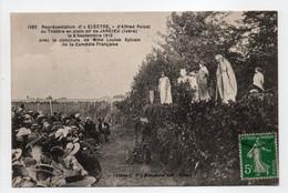 - CPA JARCIEU (38) - Représentation D'ELECTRE Au Théâtre En Plein Air Le 8 Septembre 1912 (belle Animation) - - Other Municipalities