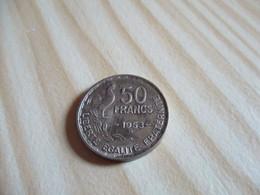 France - 50 Francs Guiraud 1953 B.N°2321. - M. 50 Franchi