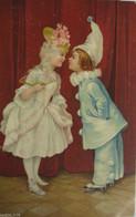 Kinder, Mode, Harlekin, 1913 ♥ (6586) - Other