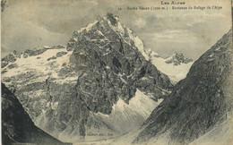 Les Alpes Roche Méane(1700m) Environs Du Refuge De L'Alpe  RV Description - Andere Gemeenten