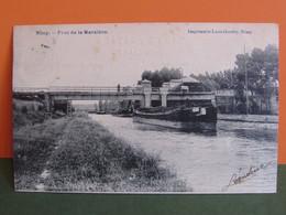 Nimy   Pont De La Marniere - Mons