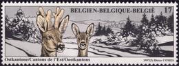 BELGIQUE 2687 ** MNH : Daims Et Cantons De L'Est Par Dieter COMES Comics Strip Cartoon Bédé BD - Non Classificati