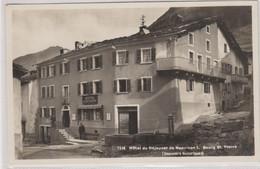 Hotel Du Dejeuner De Napoleon I Bourg St,pierre - VS Valais