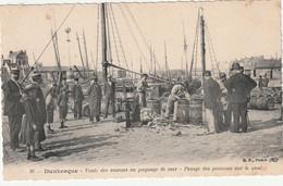 DUNKERQUE - Vente Des Morues En Paquage De Mer - Dunkerque
