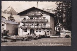 D33 /   Zell Am See Gasthaus Schütthof , Omnibus 1957 - Unclassified