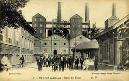 France > [54] Meurthe Et Moselle > Neuves Maisons > Sortie Des Usines  / 97 - Neuves Maisons