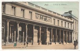 75 - PARIS 6 - L'Ecole De Médecine - VP 78 - Arrondissement: 06