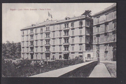 D33 /   Napoli Neapel Parker Hotel Um 1915 - Zonder Classificatie