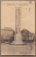 CPA 59 - TOURCOING - Monument Gustave Dron - TB PLAN EDIFICE + CINE THEATRE Derrière - Bâtiment Cinéma + Oblitération - Tourcoing