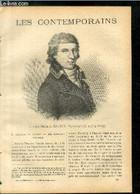 Thomas-Nicolas Baudin, Explorateur (1754-1803). LES CONTEMPORAINS N° 618 - J. De Coussanges - 1904 - Aardrijkskunde