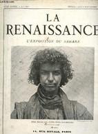 La Renaissance, XVIIe Année N° 7-8-9 , Juillet, Aout,septembre 1934-L'art Des Touareg- Les Tibaradin... - Lapauze Henri, - Other Magazines