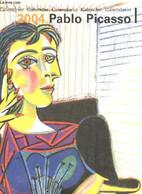 Calendrier Pablo Picasso 2004 - Collectif - 0 - Agende & Calendari