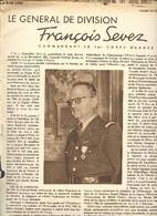 Figures De Chefs : Le Général De Division François Sevez Commandant Le 1er Corps D'armée - Hitler Et La Reichswehr - Res - French
