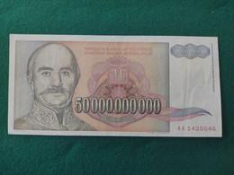 Jugoslavia 50.000.000.000 Dinari 1993 - Jugoslavia