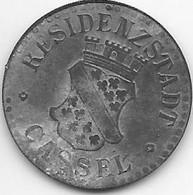 Notgeld Cassel 10 Pfennig 1917 Zn 2360.3 / F78.3 - Other