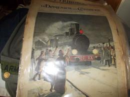 Domenica  Del  Corriere--6 Gennaio  1901-----n.1  Inizio Secolo - Old Books