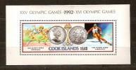 Cook Islands 1991 Yvertnr. Bloc 202 *** MNH Cote 18 Euro Sport - Cook Islands