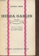 Hedda Gabler- Drame En 4 Actes - Ibsen Henrik - 1953 - Other