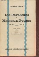 Les Revenants- Maison De Poupée - Ibsen Henrik - 1948 - Other
