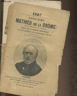 AnnuaireMathieu (De La Drôme) Indicateur Du Temps Rédigé Par Les Sommités Scientifiques - Collectif - 0 - Annuaires Téléphoniques