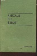 Annuaire De L'amicale Du Sénat 1990 - Collectif - 1990 - Annuaires Téléphoniques