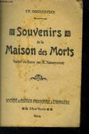 Souvenirs De La Maison Des Morts - Dostoievsky F.M. - 0 - Other