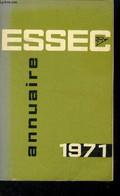 Essec Annuaire 1971 - Collectif - 0 - Annuaires Téléphoniques