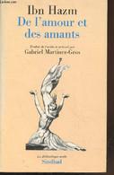 """De L'amour Et Des Amants (Collection : """"La Bibliothèque Arabe"""") - Hazm Ibn - 1992 - Other"""