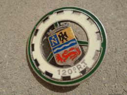 INSIGNE 120° REGIMENT DE TRAIN G 2345 - Esercito
