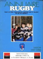 Annuaire Rugby Tout Ce Que Vous Devez Savoir Sur Le Rugby En Ile De France Saison 1997-1998 - Collectif - 1997 - Annuaires Téléphoniques