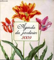 Agenda Du Jardinier 2009 - Collectif - 2008 - Blank Diaries