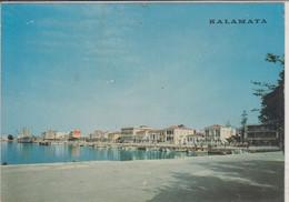 KALAMATA, Panorama , Peloponnes, Messenien - Morning On The Seashore, Marinée Un Rivage - Greece