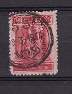 DCPEB 037 - CRETE RURAL Posthorn Cancels - Nr 33 (PANORMOS) On Greek Administration Stamp - Crete