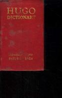 Hugo Dictionary .Francais - Anglais/ Anglais - Francais / French - English / English - French - Collectif - 1969 - Dictionaries