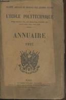 Annuaire 1937 De L'Ecole Polytechnique - Société Amicale De Secours Des Anciens Elèves - 1937 - Annuaires Téléphoniques