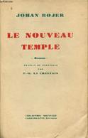 Le Nouveau Temple - Roman - Collection Nouvelle. - Bojer Johan - 1930 - Other