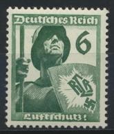 Deutsches Reich 644 ** Postfrisch - Nuevos