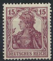 Deutsches Reich 142 ** Postfrisch - Unused Stamps