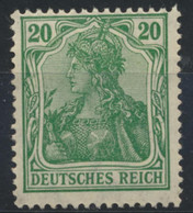 Deutsches Reich 143 ** Postfrisch - Unused Stamps