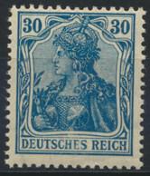 Deutsches Reich 144II ** Postfrisch - Unused Stamps