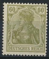 Deutsches Reich 147 ** Postfrisch - Unused Stamps