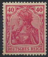 Deutsches Reich 145II ** Postfrisch - Unused Stamps