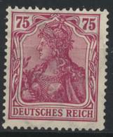 Deutsches Reich 197 ** Postfrisch - Unused Stamps