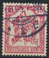 Deutsches Reich Dienst 12 O - Oficial